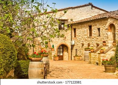 Chianti  house