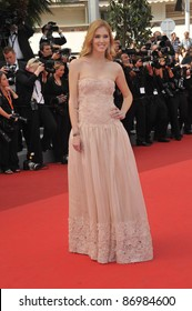 Chiara Ferragni at the premiere of french movie Habemus Papam at the 64th Festival de Cannes. May 13, 2011  Cannes, France Picture: Paul Smith / Featureflash