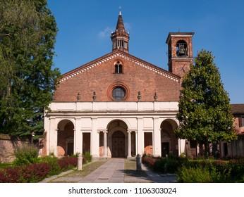Chiaravalle Abbey, in Milan - Italy