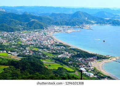 Chiba Boso peninsula