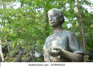 Mother Earth Statue Images, Stock Photos & Vectors