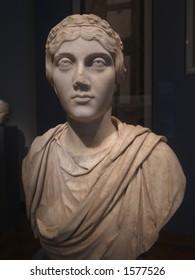 Chicago Art Institute Roman sculpture