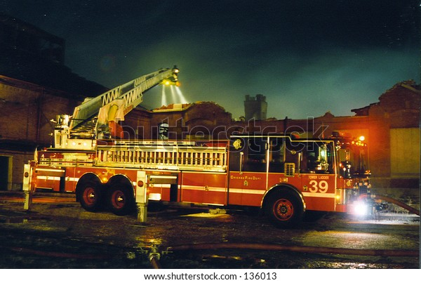 Chicago Building Fire15