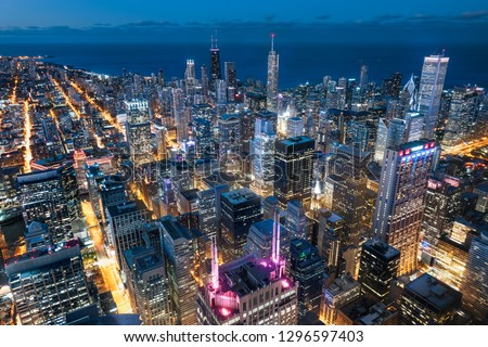 Chicago Cityscape image of