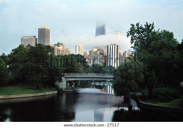 Chicago cloud