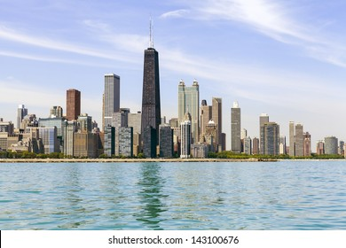 Chicago Downtown Skyline