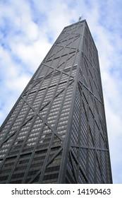 CHICAGO HANCOCK SKYSCRAPER