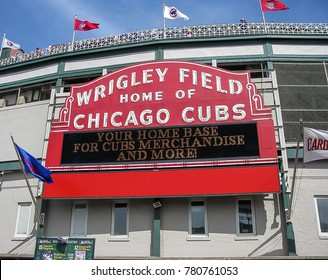 Chicago, IL USA - 09/01/2008 - Chicago, IL USA - Wrigley Field