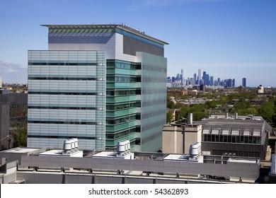 Chicago, Illinois - University of Chicago area