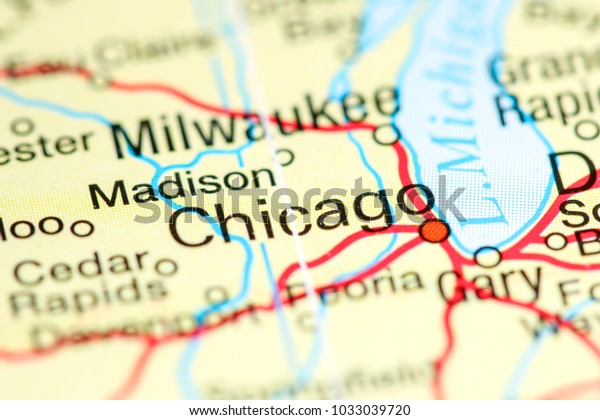 Chicago Illinois Usa On Map Stock Photo (Edit Now) 1033039720 on chicago city, chicago on media, chicago blue line map, chicago illinois, chicago street map, chicago attractions, seattle map, chicago area map suburbs, chicago united states map, lincoln park chicago map, chicago neighborhoods, north chicago il map, chicago usa map, chicago home, philadelphia map, crystal lake chicago map, chicago highlights, san francisco bus map, chicago airport map,