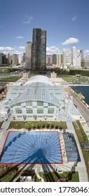 Chicago, Lake Point Tower, Navy Pier, Illinois
