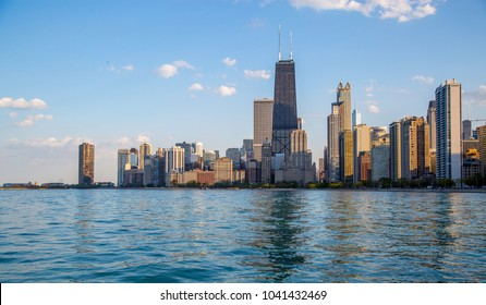 Chicago Lakefront Panorama