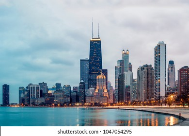 Chicago Northside Skyline