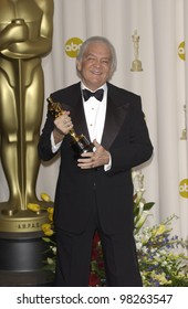 Chicago producer MARTIN RICHARDS at the 75th Academy Awards at the Kodak Theatre, Hollywood, California. March 23, 2003