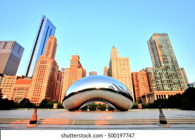 Chicago Bean Images Stock Photos Vectors