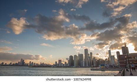 Chicago Chicago view