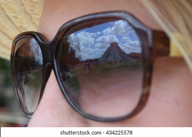 Chicen Itza sunglasses view