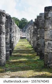 Chichen Itza, or El Castillo, one of the New seven wonders of the world