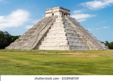 Chichen Itza maya city