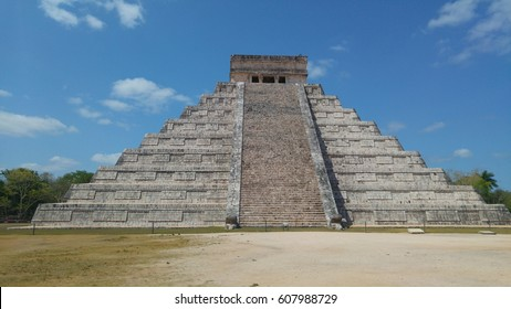 Chichen Itza - Mayan temple