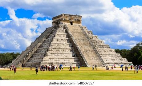 Chichen Itza, Meksyk