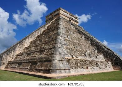 Chichen Itza in Mexico in November 2013.