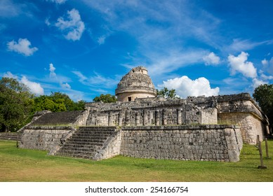 Chichen Itza Mexico, traveling America, Mayan Ruins, Quintana Roo.