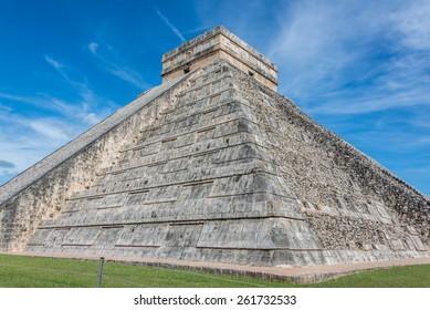 Chichen Itza Mexico, traveling America, Mayan Ruins, Quintana Roo.