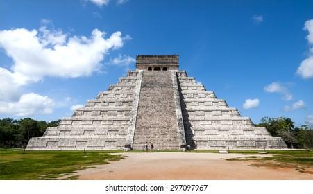 Chichen Itza. Mexico, Yucatan