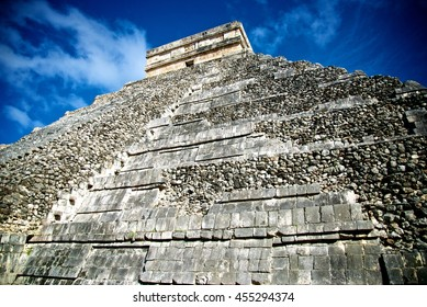 Chichen Itza Pyramids in Mexico