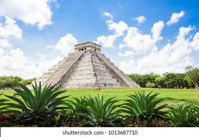 Chichen Itza [Yucatan, Mexico]