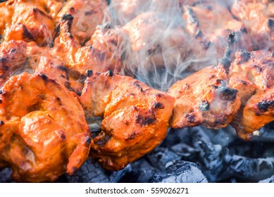 Chicken Bar B Q