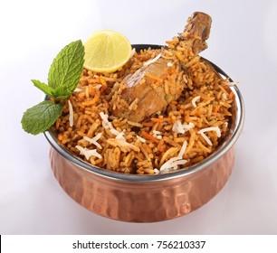 Chicken Biryani Hyderabadi Chicken Biryani Biryani