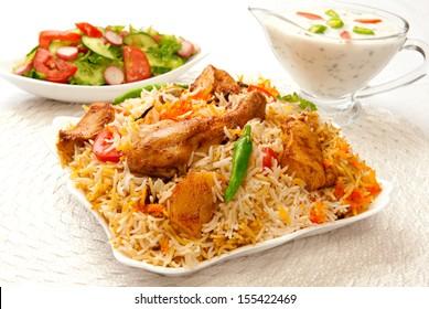Chicken Biryani-7