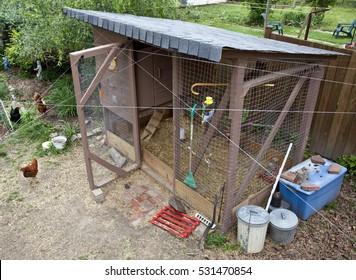 Chicken Coop Images Stock Photos Vectors Shutterstock