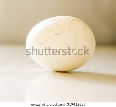 Chicken Egg Crack Stock Photo (Edit Now) 319412858 - Shutterstock