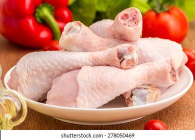 chicken, fresh meat