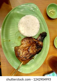 chicken inasal in the phillipines special delicacy