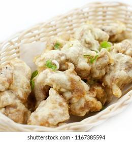 Chicken Karaage Plate