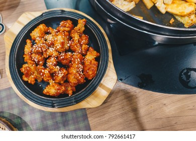 Chicken - Korean Food.