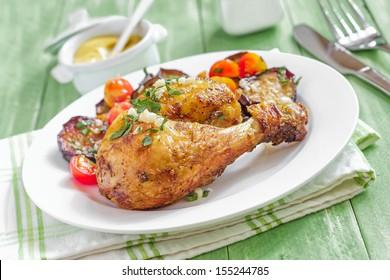 Chicken leg