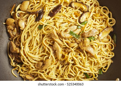 Chicken Lo Mein, the Chinese/American classic