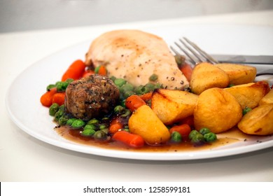 Chicken Roast Dinner
