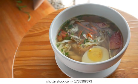 Sop Ayam High Res Stock Images Shutterstock
