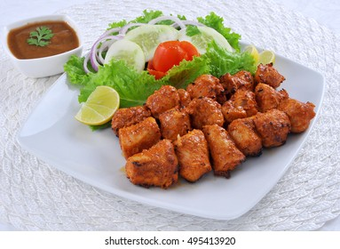 Chicken Spicy Tikka Boti
