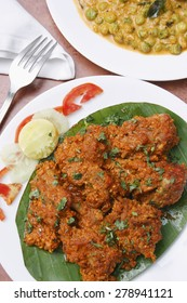 Chicken sukka -?? A preparation from Mangalore