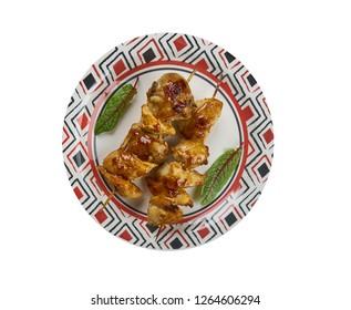 Chicken Teriyaki Kabobs