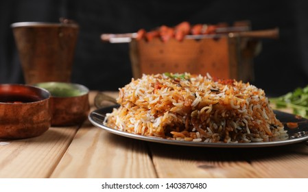 Chicken Tikka Biryani Indian style