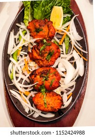 Chicken tikka Indian cuisine Tandoori
