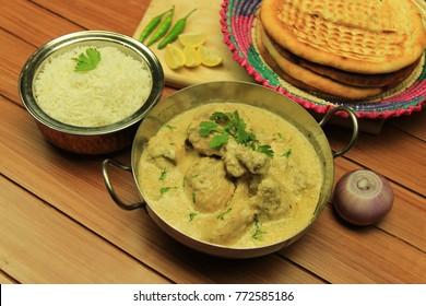 Chicken White Karhai
